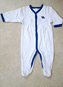 Kentucky Wildcats Baby Pleated Sleeper by Future Tailgater