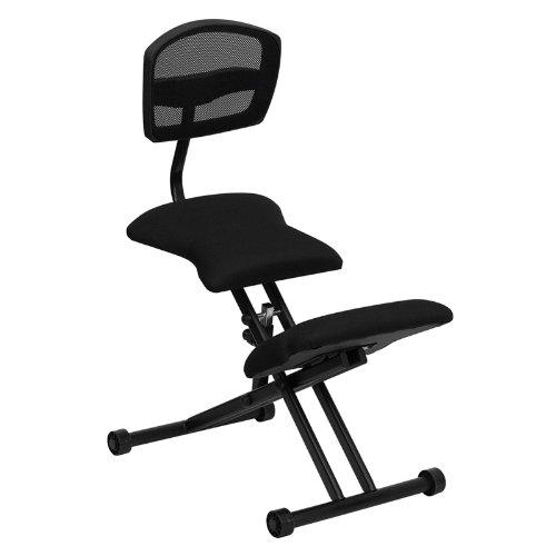 Flash Furniture Mesh Back Ergonomic Kneeling Chair