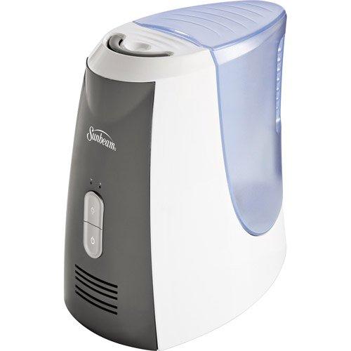 Sunbeam Warm Mist Humidifier, SWM5750DN-WM - 1