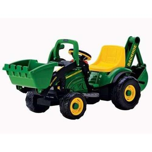Peg Perego John Deere Utility Tractor Cycles For Kids