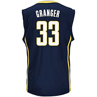 Danny Granger Indiana Pacers Navy NBA Youth Revolution 30 Replica Jersey by adidas