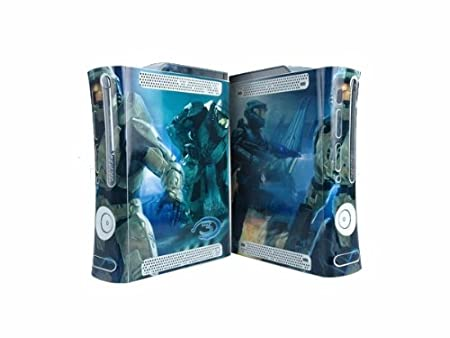 Halo3 VINY decal Sticker SKIN for Xbox 360 Console X027