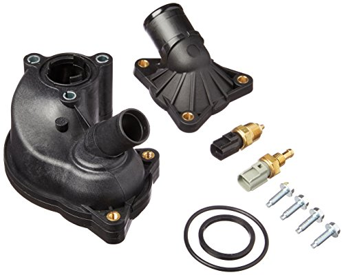Four Seasons 85331 Engine Coolant Water Outlet and Thermostat Housing Kit (Thermostat Housing Ford Explorer compare prices)