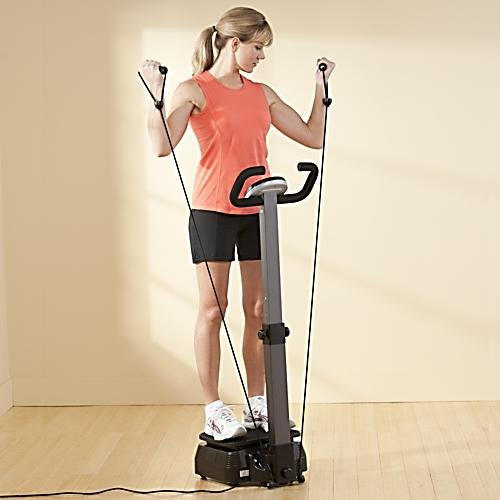 vibration exercise machine calories burned