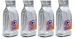 Hawaii 1st Coffee Store Bestselling Coffee Sampler, Ground by Maui Coffee Store