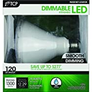 TCP RLP3819W30KWL 19W PAR38 LED Floodlight Bulb