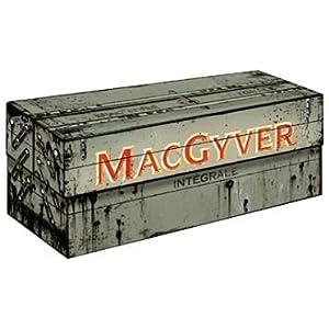 Macgyver - l'intégrale - Coffret 38 DVD [Édition Collector]