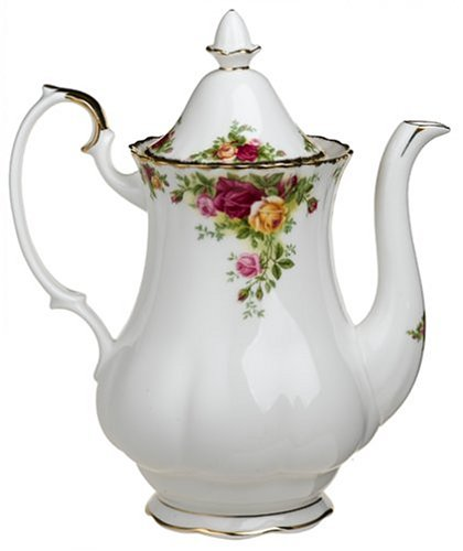 Royal Albert Old Country Roses 42-Ounce Coffee Pot Best Deals