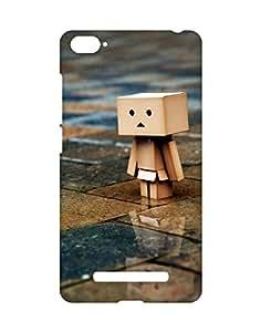 Crackndeal Back Cover for Xiaomi Mi 4i