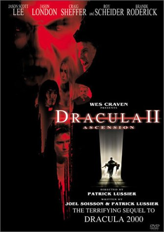 Cover art for  Dracula II: Ascension