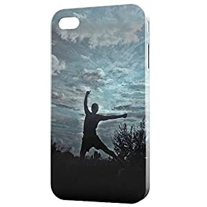 a AND b Designer Printed Mobile Back Cover / Back Case For Apple iPhone 5 / Apple iPhone 5s (5S_3D_2309)