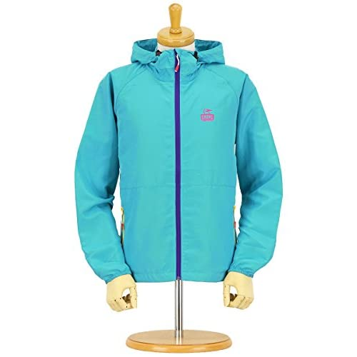 (チャムス) CHUMS Breeze Jacket (ブリーズジャケット) マウンテンパーカー CH04-1001 Teal M size