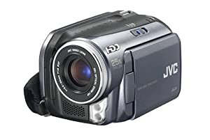 JVC Everio GZ-MG20 20 GB Hard Disk Drive Camcorder w/25x Optical Zoom