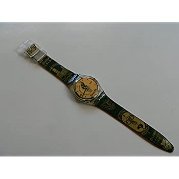 1994 Vintage Swatch Watch Atlanta 1996 GZ136.