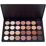 Coastal Scents 28 Color Eyeshadow Palette, Neutral