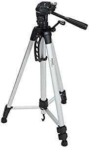 AmazonBasics 60-Inch Lightweight Tripod with Bag (Black)