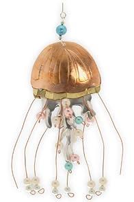 Pilgrim Imports Jellyfish Fair Trade Ornament