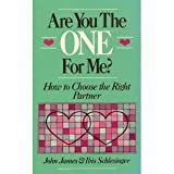 Are You the One for Me: How to Choose the Right Partner (0201145812) by James, John
