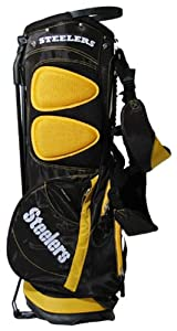 NFL Pittsburgh Steelers Stand Golf Bag by Team Golf