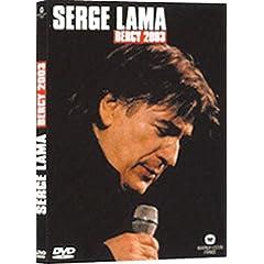 Serge Lama : Bercy 2003 - DVD