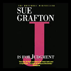 J Is for Judgment: A Kinsey Millhone Mystery | [Sue Grafton]