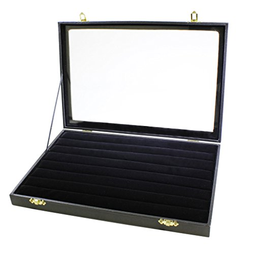 top-quality-jewellery-display-storage-organiser-case-tray-for-rings-and-cufflinks-transparent-lid-fa