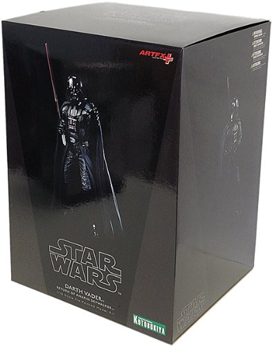 Kotobukiya Star Wars: Darth Vader ArtFX and Statue