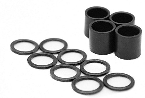 STANDARD SPEED KIT (bearing spacers/speed washers) (Longboard Bearing Spacers compare prices)