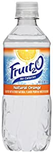 Fruit2O, Orange, 16-Ounce Bottles (Pack of 24)