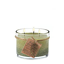 Leaf 4X3 Jar Candle