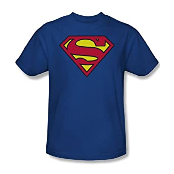 T-Shirt - Superman - Classic Shield Logo