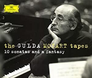 Gulda Mozart Tapes,the