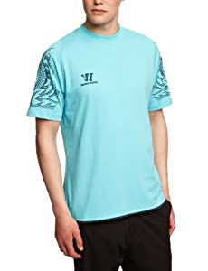 Warrior Skreamer Training Cotton Tee - Blue Radiance, Small