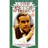 Lord Peter Wimsey - Murder Must Advertise [VHS] [1973]by Ian Carmichael