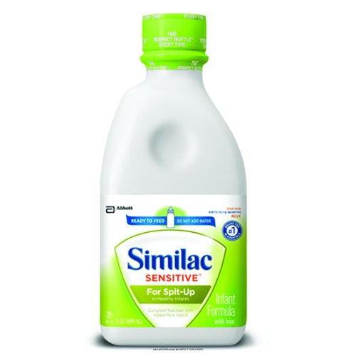 Similac Sensitive For Spit-Up Infant Formula [Similac Sensitive Rs 32 Oz]
