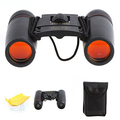30 X 60 Zoom Folding Night Vision Binoculars Telescope Travel Outdoor Product