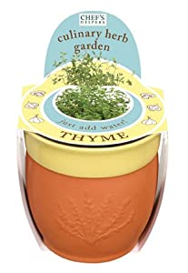 Indoor Garden Gift: Thyme Herb Kit