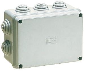 Installationsgehäuse mit Stufennippeln 150x110x70mm, Verteilerkasten, Abzweigdose, Schaltschrank JS7070