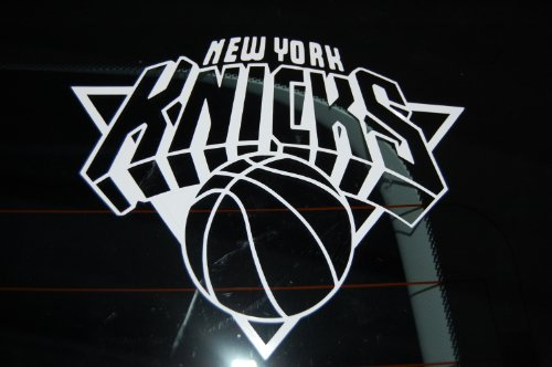 New York Knicks Decal - Automobile Window Decal 5