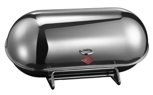 Wesco Breadboy Bread Bin Stainless Steel Chrome