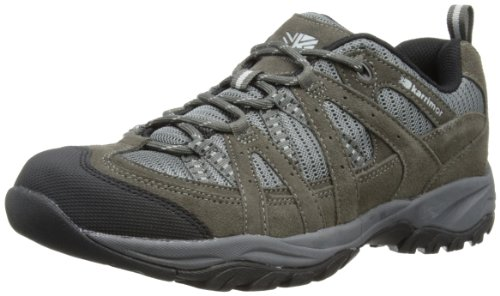 Karrimor Mens Traveller Supa ll Trekking and Hiking Shoes K566-DGY-155 Dark Grey 9 UK, 43 EU, 10 US