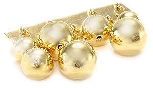 "Ben-Amun Jewelry ""Gold Ball Collection"" Gold Ball Pin"