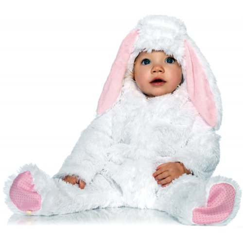 White Baby Bunny front-1053443