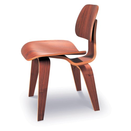 Nuevo Nuevo Helena Accent Chair, Walnut, Wood front-1007325