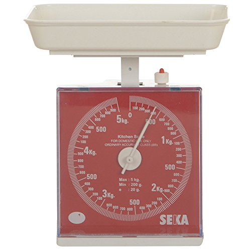 buy seka kitchen scale 6 x6 x9 5 kg at best price in india