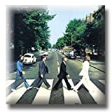 The Beatles Abbey Road LP CD Album Cover Pin Badge 100% Official Licensed Genuine Beatles Merchandise