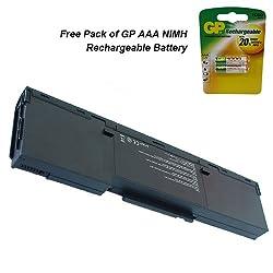 Acer Extensa 2501 Laptop Battery - Premium Powerwarehouse Battery 8 Cell