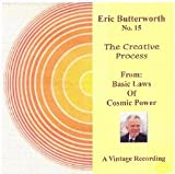 The Voice of Eric Butterworth No.15 Audio Cd. The Creative Process