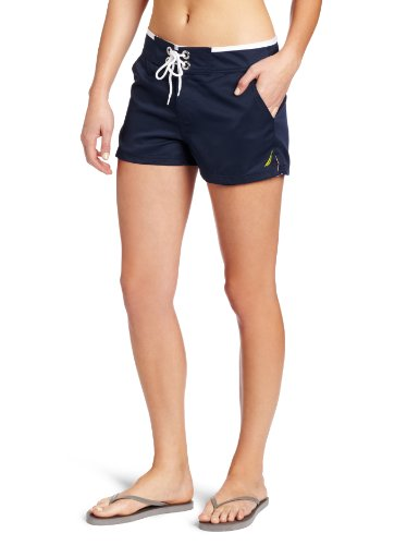 Nautica Women's Schooner Board Shorts