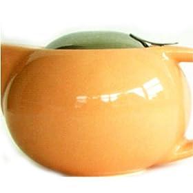 【クリックでお店のこの商品のページへ】ZEROJAPAN サターンティーポットM(3人用) BBN-17M ORM(オレンジミルク)